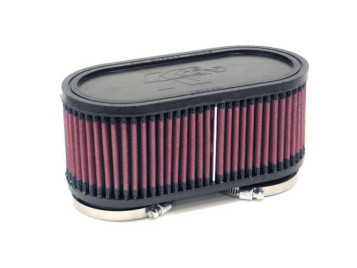 Universal Air Filters 65MM H 174MM BOD X 148.5MM TOD RC-5049 K/&N Universal Clamp-On Air Filter 63MM FLG ID