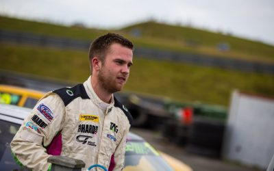 Junior Champion McIntyre Levels Up for VW Racing Cup Campaign