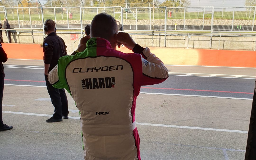 Clayden to Enter GT Cup Series in Porsche 911 GT3 Cup Car