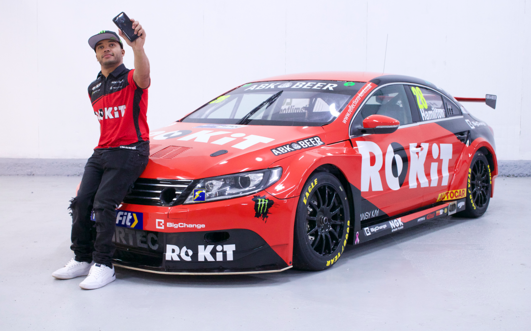 Nic Hamilton & ROKiT Challenge The 2020 British Touring Car Championship With Team HARD. Racing