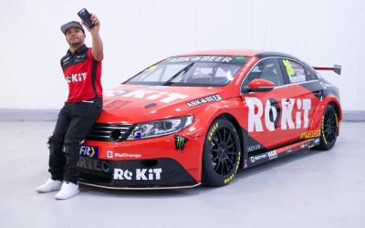 Nic Hamilton & ROKiT Challenge The 2020 British Touring Car Championship With Team HARD. Racing