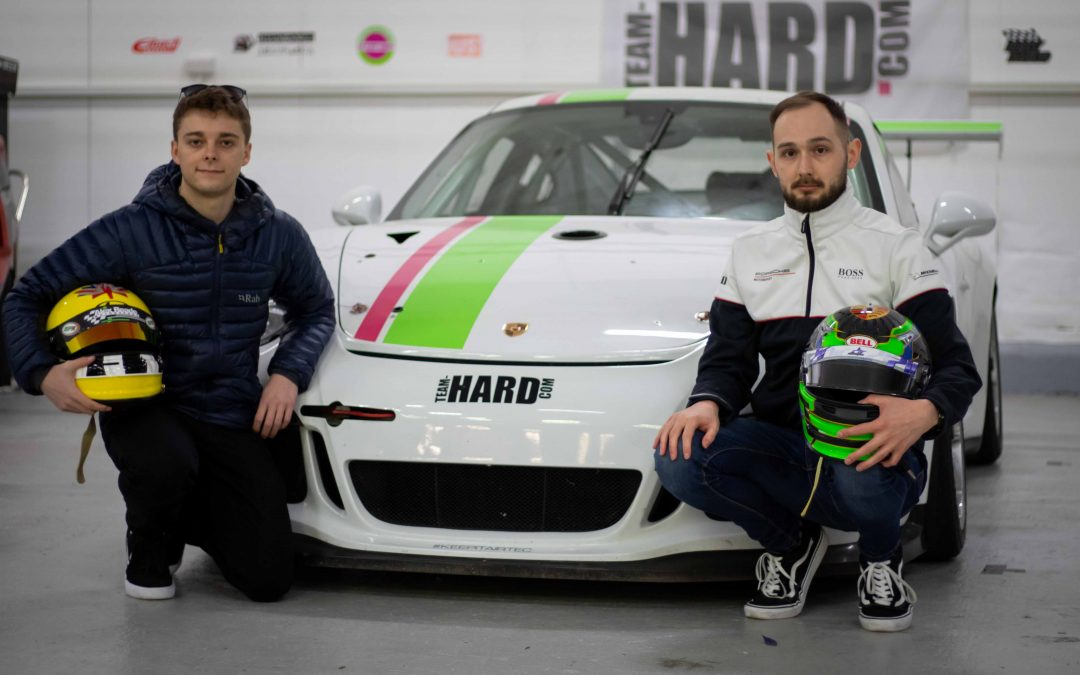 Mailer and Scott-Dickeson to Enter Dunlop Endurance Championship in Porsche 911 GT3 Cup