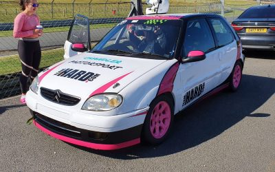 Junior Female Driver Olivia Martin Joins Team HARD. Racing