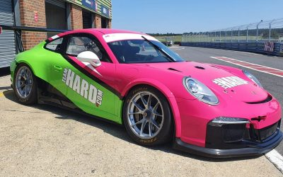 Randon to Partner Clayden for GT Cup Opener