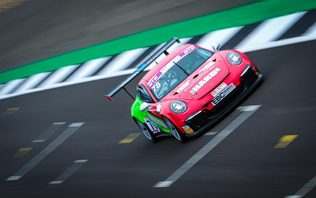 GT Cup – Silverstone: Team HARD Day 1 Round Up