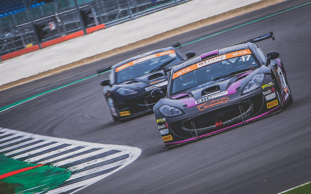 GT Cup – Silverstone – Team HARD. with Orange Racing Round Up
