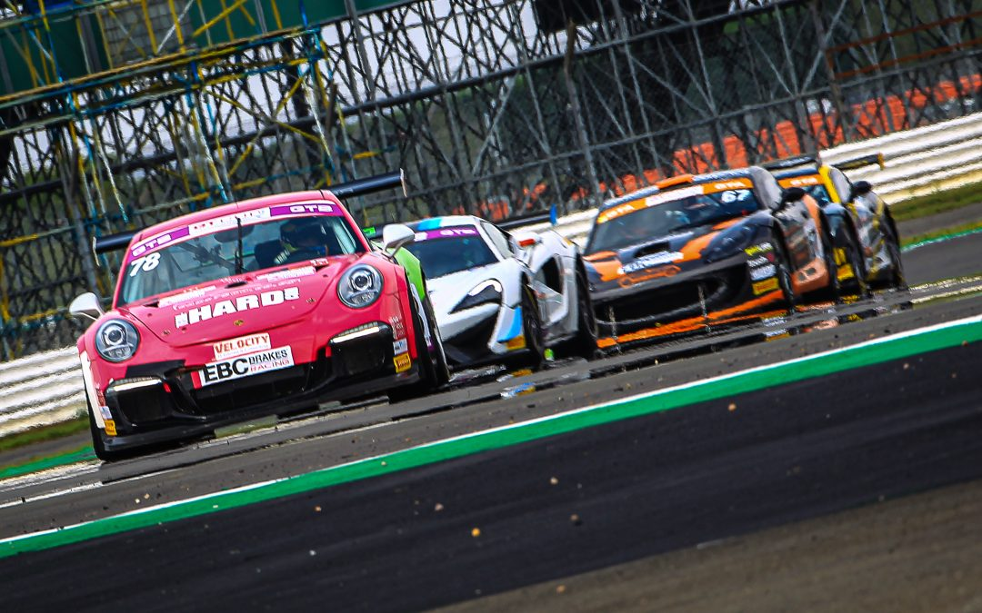 GT Cup – Silverstone – Team HARD. Round Up