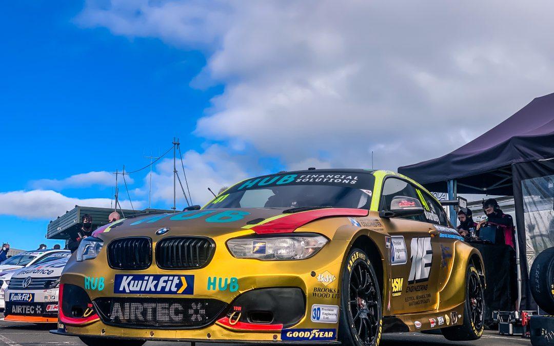 Team HARD. Racing – Qualifying Report: Knockhill