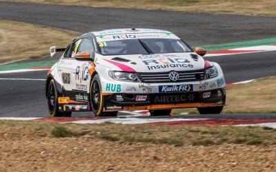 BTCC – Brands Hatch GP: RCiB Insurance with Fox Transport Round Up