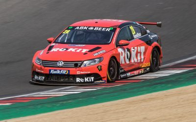 BTCC – Brands Hatch GP: ROKiT Racing with Team HARD. Round Up
