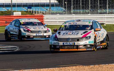 BTCC – Silverstone: RCiB Insurance with Fox Transport Round Up