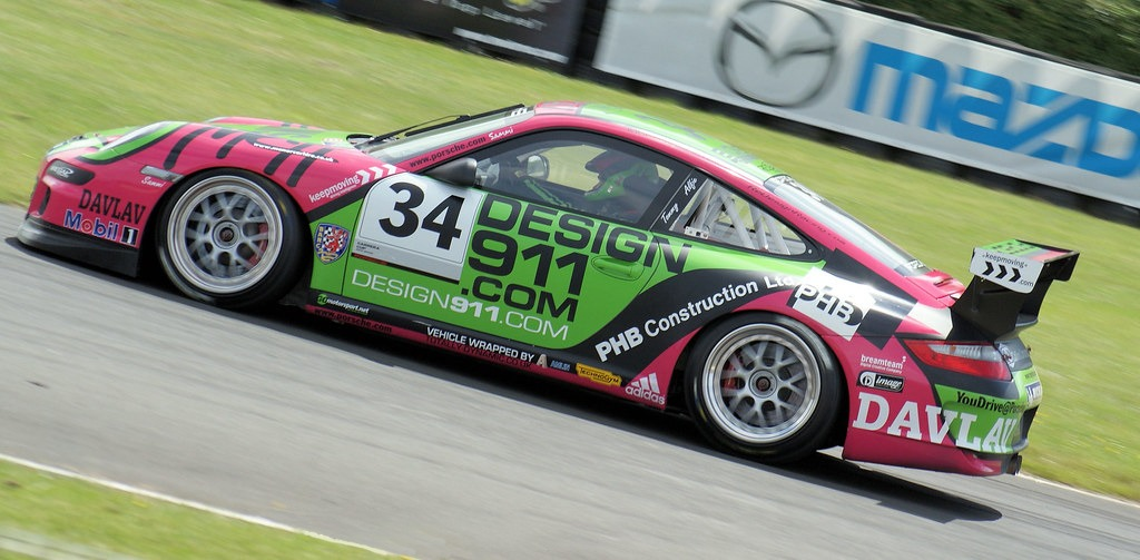 Team HARD and Motus One Racing form Porsche Carrera Cup GB partnership
