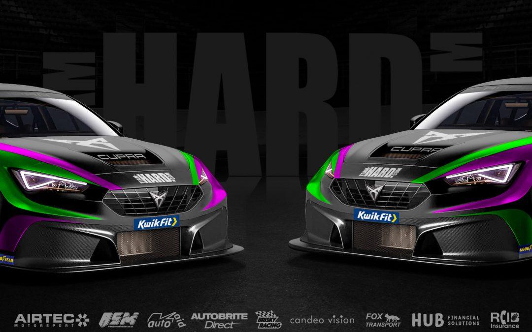 Team HARD. brings Cupra to the British Touring Car Championship