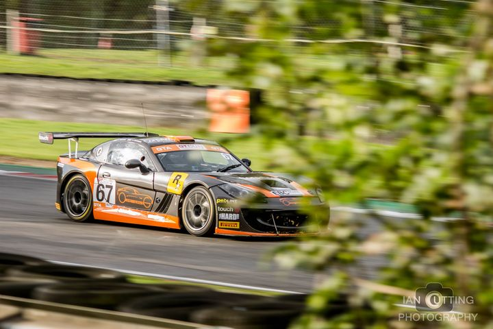 GT Cup- Brands Hatch: Team HARD. Saturday and Sunday Round up: