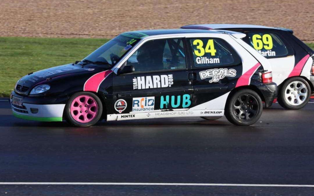 Junior Saloon Car Championship- Silverstone: Team HARD. Round up