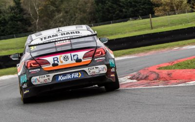 BTCC – Snetterton: RCiB Insurance with Fox Transport Round Up