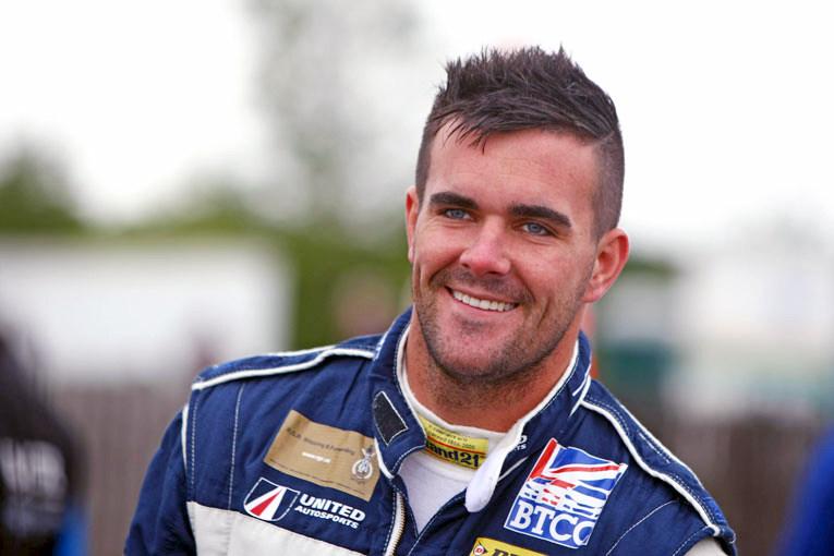 Glynn Geddie returns to the British Touring Car Championship with Team HARD.