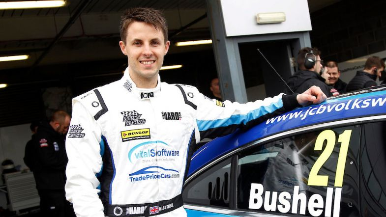 Onslow-Cole Replaced by Bushell for BTCC's Visit to Croft