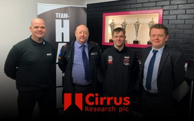 Jenkins to Enter Supercup with Aid from Cirrus Research