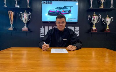 Team HARD. Racing Join Porsche Carrera Cup with Nathan Harrison