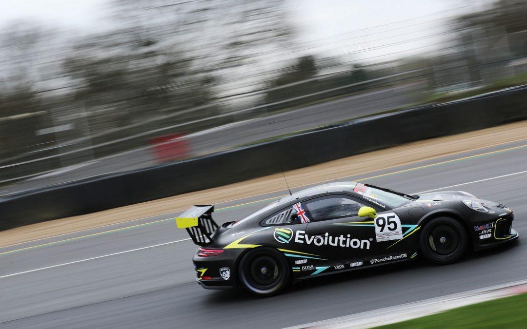Evolution announced as team sponsors for Team HARD. Racing
