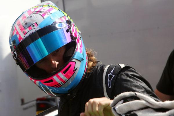Team HARD. Racing welcome Kenan Dole to the Mini Challenge UK