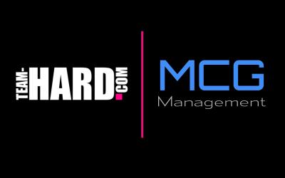 Team HARD. Racing Partner with MCG Management