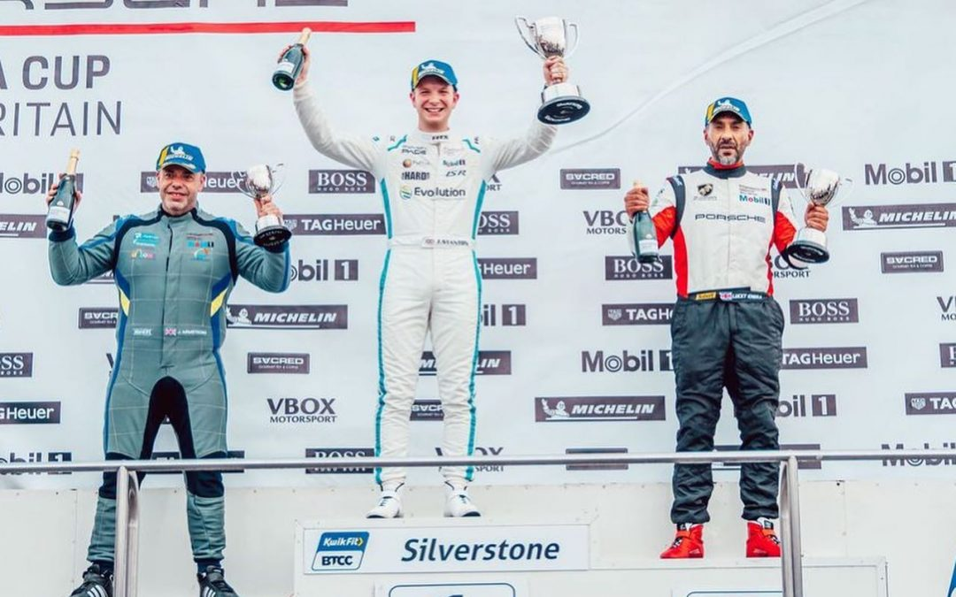 Porsche Carrera Cup Silverstone: Race Day Quotes