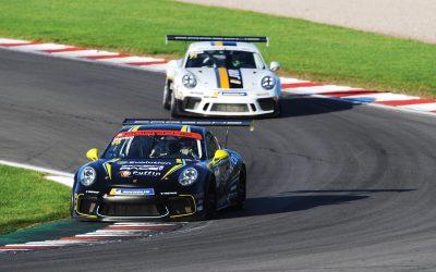 Porsche Carrera Cup Donington Park: Race Day Quotes