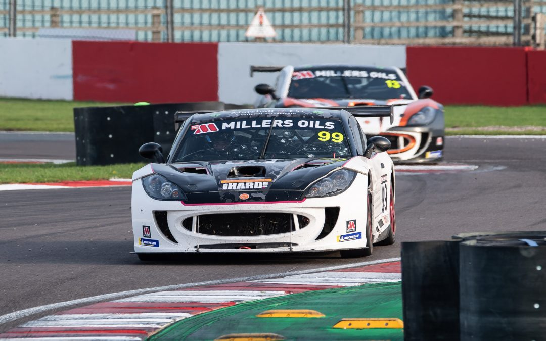 Ginetta Donington Park: Race Day Quotes